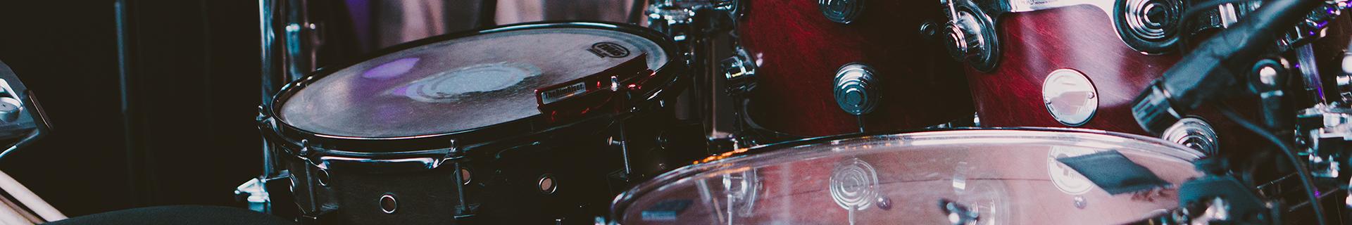 ドラムのレッスン
